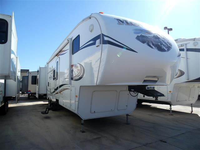 Used 2011 Keystone Montana 345DBQ Fifth Wheel For Sale