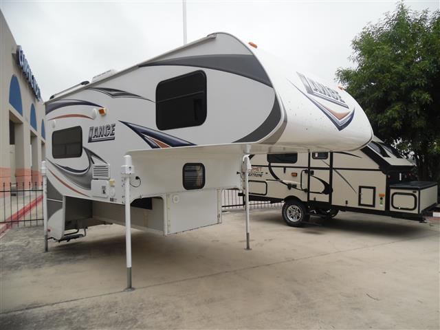 Used 2010 Lance Lance 855 Truck Camper For Sale