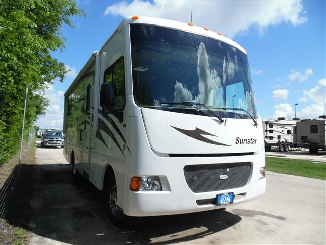 Used 2013 Itasca SUNSTAR SPORT 26HE Class A - Gas For Sale