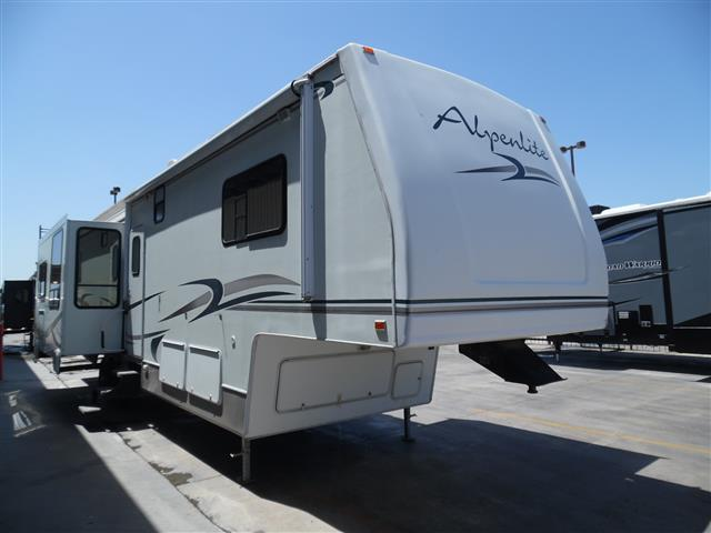 Used 2003 Western Alpenlite 36RLT Fifth Wheel For Sale