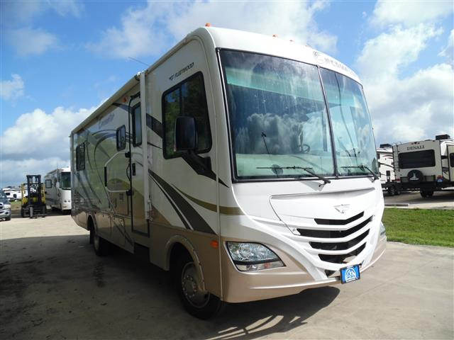 Used 2010 Fleetwood Encounter M-28MS Class A - Gas For Sale