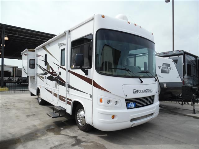 Used 2011 Forest River Georgetown 280DS Class A - Gas For Sale