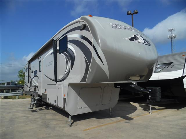 Used 2013 Keystone Montana 338 DB Fifth Wheel For Sale