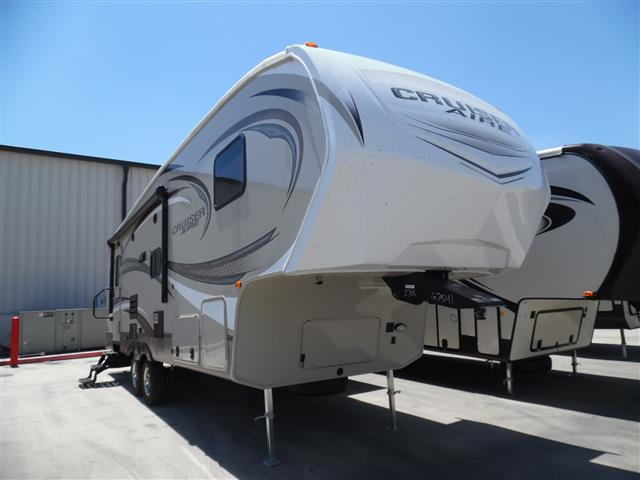 New 2016 Crossroads CRUISER AIRE 27RL Fifth Wheel For Sale