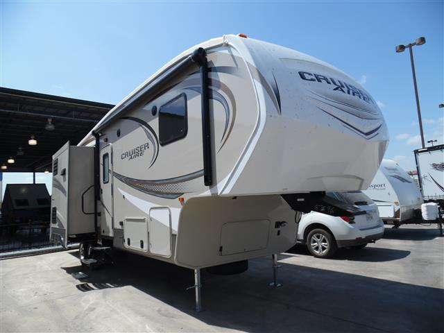 New 2016 Crossroads CRUISER AIRE CAF29BH Fifth Wheel For Sale