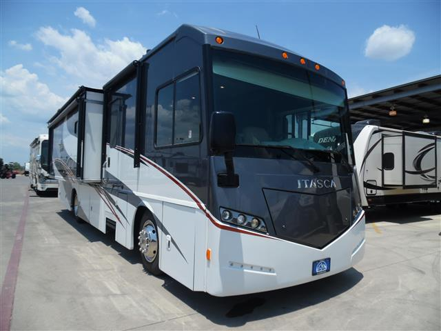 Used 2014 Itasca SOLEI 34T Class A - Diesel For Sale