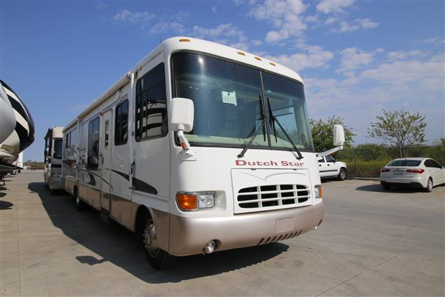 Used 2001 Newmar Dutchstar 3600M Class A - Gas For Sale