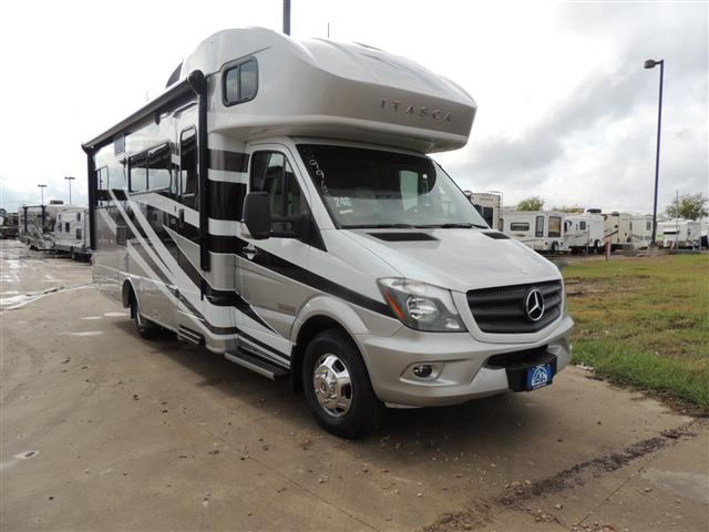 New 2016 Itasca Navion 24G Class C For Sale