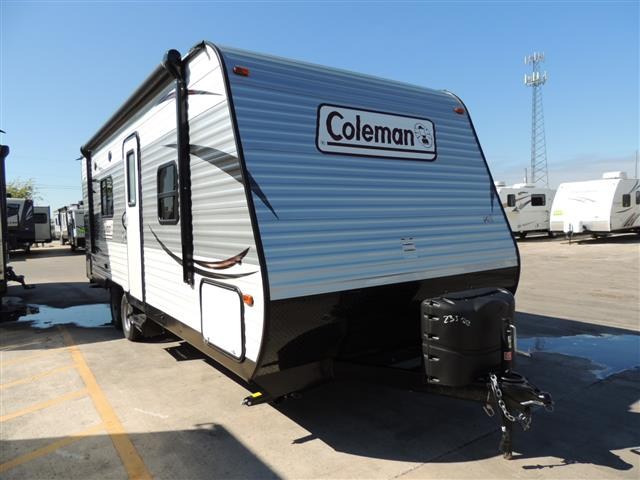 New 2016 Coleman Coleman CTS235QB Travel Trailer For Sale