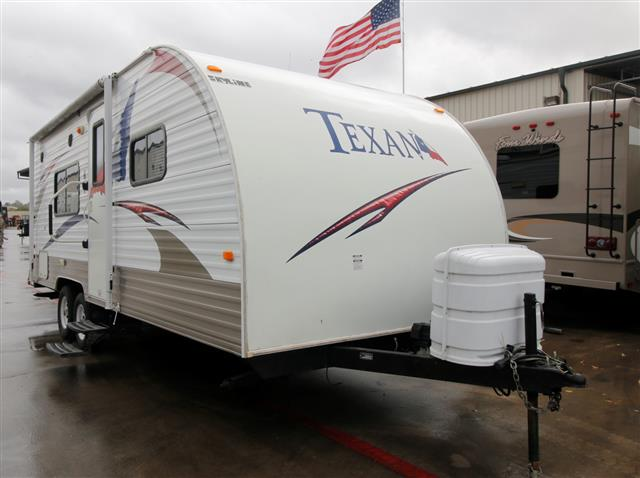 Used 2012 Skyline TEXAN 197 Travel Trailer For Sale
