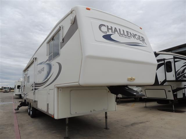 Used 2005 Keystone Challenger 29RL Fifth Wheel For Sale
