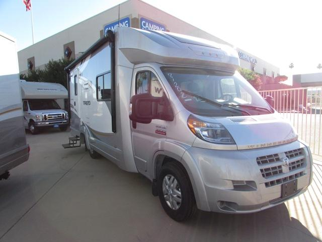 Buy a New Winnebago TREND in Bakersfield, CA.