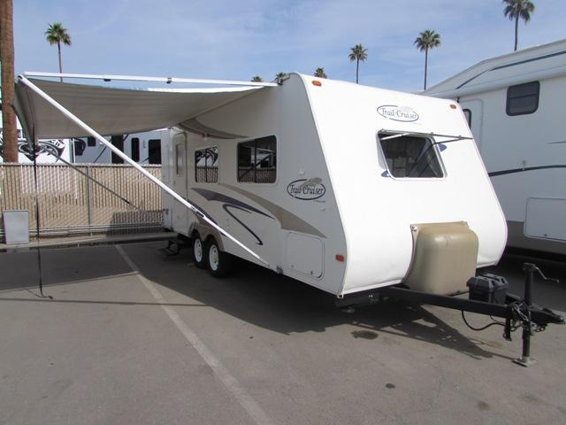 Used travel trailer r vision rvs and pre owned motorhomes for sale