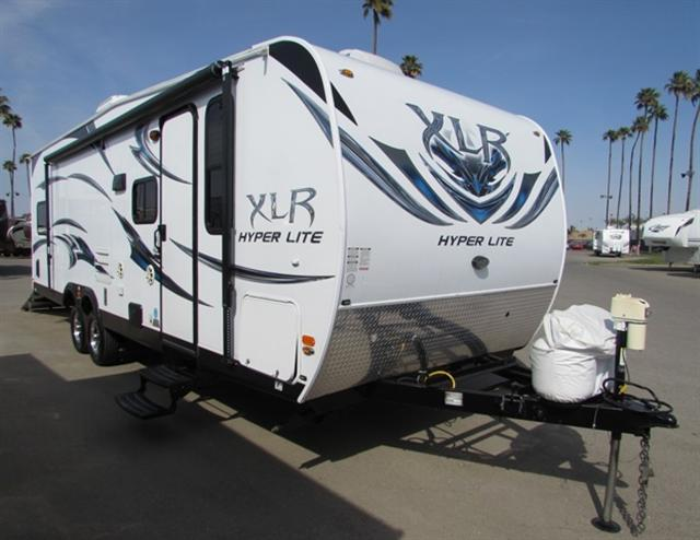Buy a Used Forest River Xlr in Bakersfield, CA.