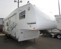 Used 2003 Keystone Cougar 281FW BUNKS Fifth Wheel For Sale
