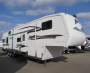 Used 2006 Keystone Raptor 3814 Fifth Wheel Toyhauler For Sale