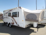 Used 2010 Coleman Coleman 18HTT Hybrid Travel Trailer For Sale