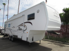 Used 2004 Forest River Cedar Creek 28RLFS Fifth Wheel For Sale