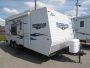 Used 2008 Jayco Octane 21X Travel Trailer Toyhauler For Sale
