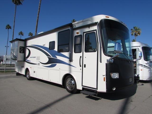 Buy a Used Holiday Rambler Vacationer in Bakersfield, CA.