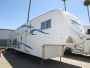 Used 2008 Weekend Warrior Warrior CR3905 Fifth Wheel Toyhauler For Sale
