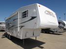 Used 2006 Gulfstream Canyon Trail 25FRBW Fifth Wheel For Sale
