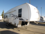 Used 2008 Forest River Sierra 29RLS Fifth Wheel For Sale
