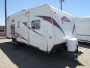 Used 2011 Eclipse RV Attitude 23FSAKG Travel Trailer Toyhauler For Sale