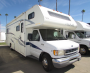 Used 2001 Fleetwood Tioga 31 Class C For Sale