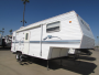 Used 2001 Skyline Aljo 2465RK Fifth Wheel For Sale