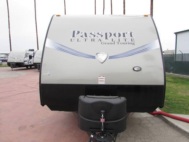 2015 Keystone Passport