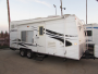 Used 2006 Thor Vortex 217WTB Travel Trailer Toyhauler For Sale