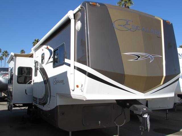 Used 2009 K-Z Escalade 32IK Fifth Wheel For Sale