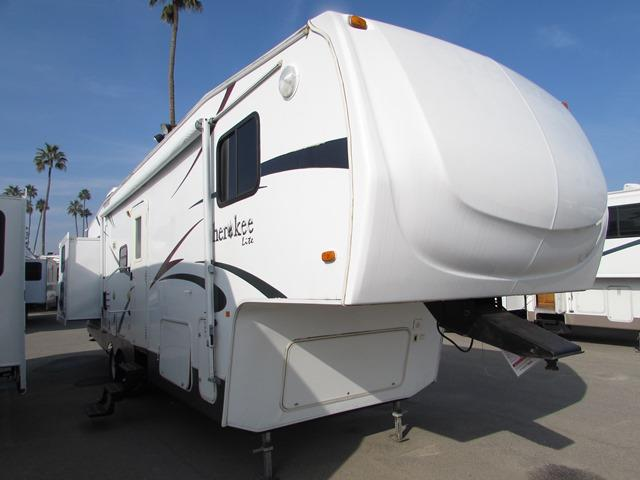 Used 2007 Forest River Cherokee 285B+BH Fifth Wheel For Sale