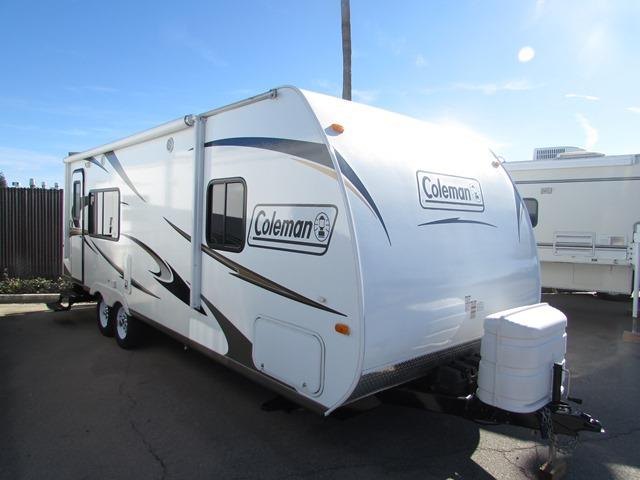 Used 2012 Coleman Coleman CT240CK Travel Trailer For Sale