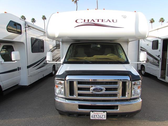 Used 2012 THOR MOTOR COACH Chateau 28Z Class C For Sale
