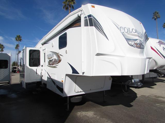 Used 2009 Dutchmen Colorado 31BG Fifth Wheel For Sale