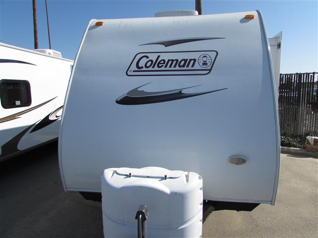 Used 2012 Coleman Coleman CTU183QB Travel Trailer For Sale