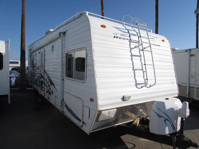 Used 2006 Weekend Warrior Weekend Warrior FSC2800 Travel Trailer Toyhauler For Sale