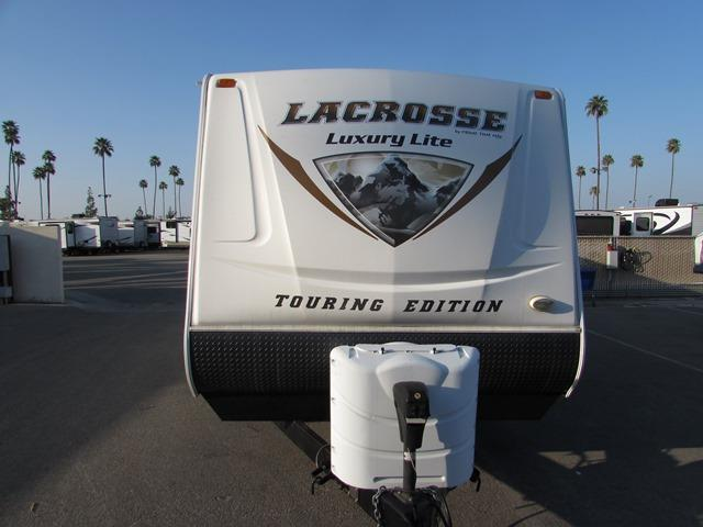 Used 2012 Forest River LACROSSE 292BHS Travel Trailer For Sale