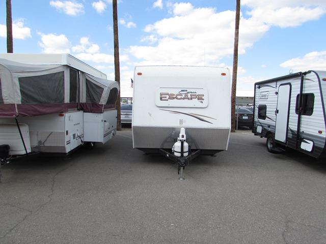 Used 2013 K-Z Spree 202S Travel Trailer For Sale