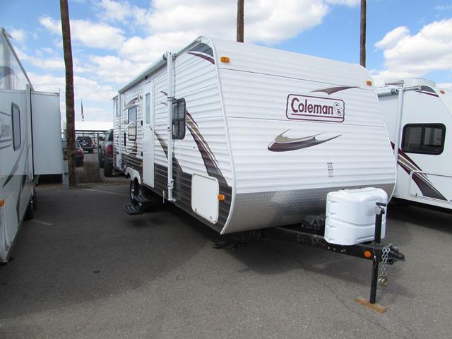 Used 2011 Coleman Coleman 270BH Travel Trailer For Sale