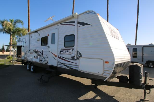 Used 2013 Coleman Coleman 314BH Travel Trailer For Sale