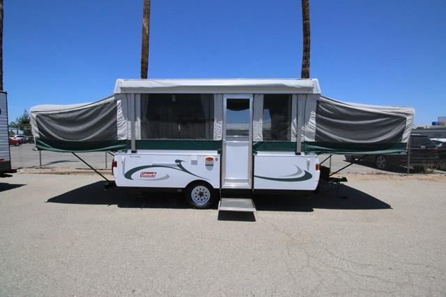 Used 2011 Adventure Mfg Coleman SUNVALLEY Pop Up For Sale