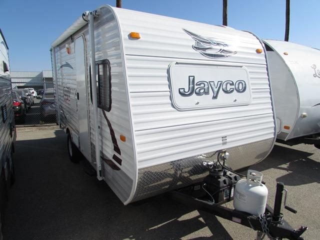 Used 2014 Jayco JAY FLIGHT SWIFT SLX 184BH Travel Trailer For Sale