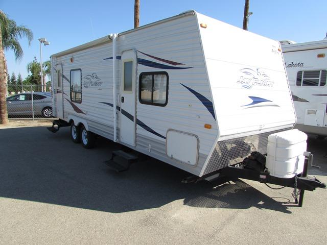 Used 2010 Jayco Jay Flight 24RKS Travel Trailer For Sale
