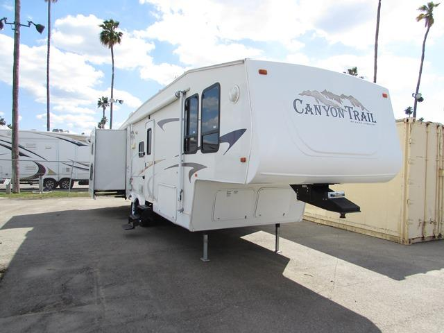Used 2007 Gulfstream Canyon Trail 30FBHS Fifth Wheel For Sale