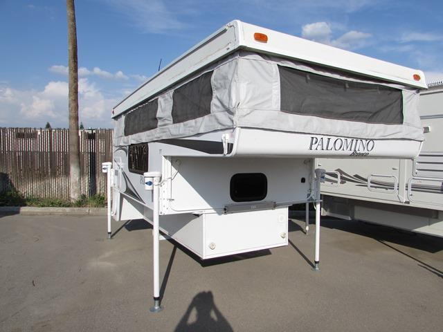 Used 2012 Palomino Bronco 1500 Truck Camper For Sale
