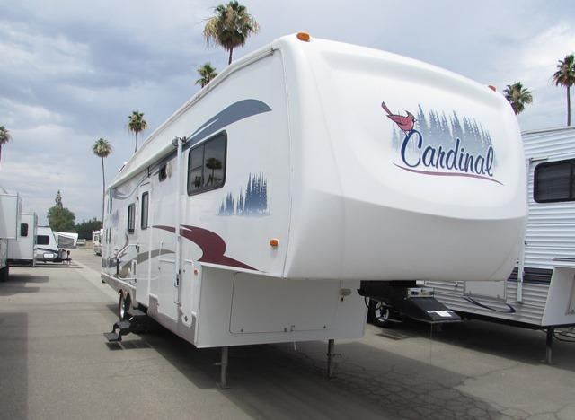 Used 2006 Forest River Cardinal 312BHLE Fifth Wheel For Sale