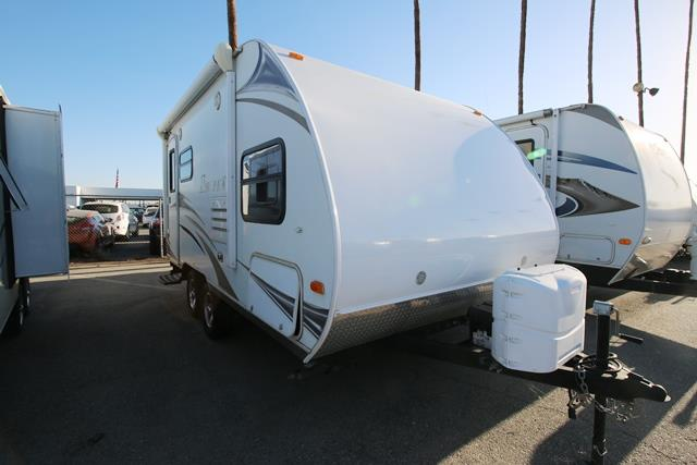 Used 2010 Keystone Bullet 180FBS Travel Trailer For Sale